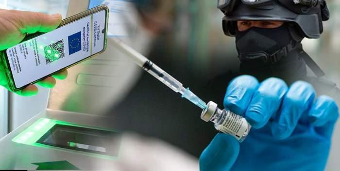SCANDALOS / Certificate COVID falsificate cu CNP-urile furate de la românii vaccinați / Mafia certificatelor verzi, demascată de STS
