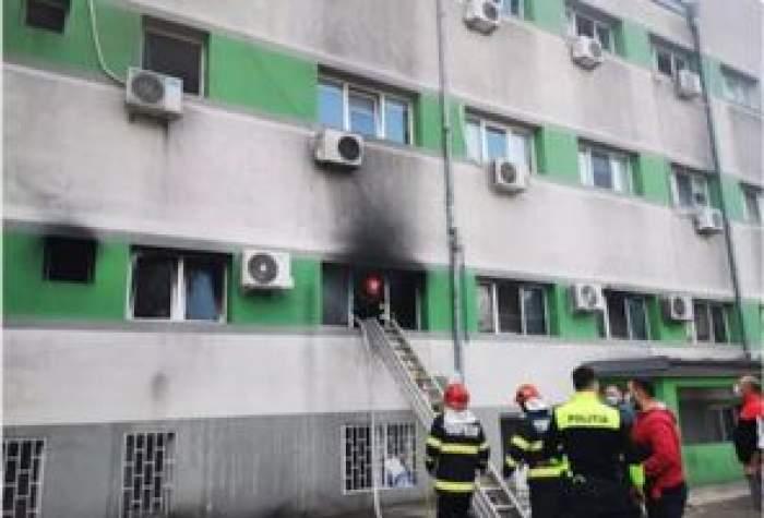 """Ce spune Adrian Streinu-Cercel despre cauzele incendiului de la Constanța. Reacția medicului: """"Cerem niște lucruri absurde"""""""