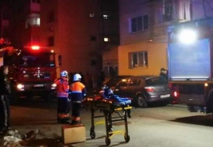 Un bărbat a murit într-un hotel din Focșani, după ce camera în care se afla a luat foc