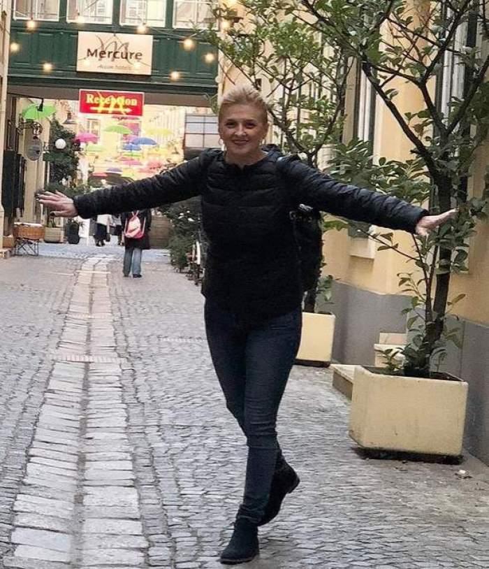 """Interviu exclusiv cu Larisa Iordache la Antena Stars: """"Îmi place să vorbesc despre mama"""". Gimnasta și-a deschis sufletul în fața fanilor / VIDEO"""