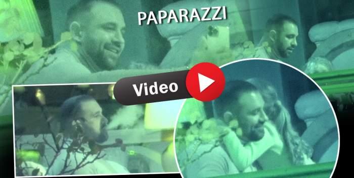 Alex Bodi, moment de răsfăț într-un restaurant de lux din Capitală alături de fetița lui. Imagini de senzație cu afaceristul / PAPARAZZI