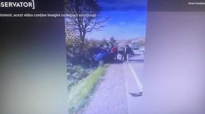 Accident teribil în Suceava! Un bărbat a murit și alți trei sunt în stare gravă, după impactul puternic cu un alt autoturism