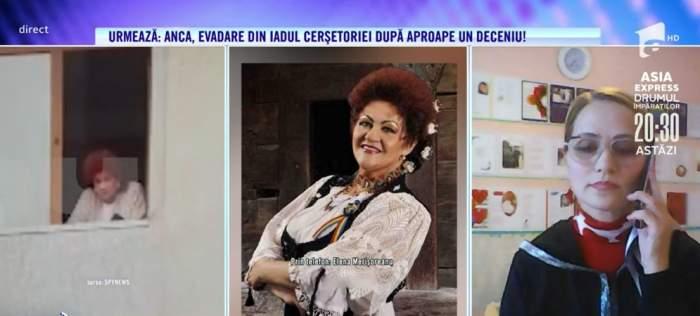 Nicoleta Voicu și Elena Merișoreanu, la Acces Direct, intervenție în direct