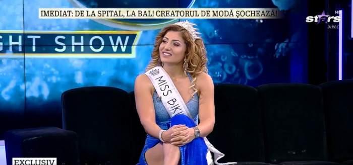 Lavinia Palanite, la Xtra Night Show