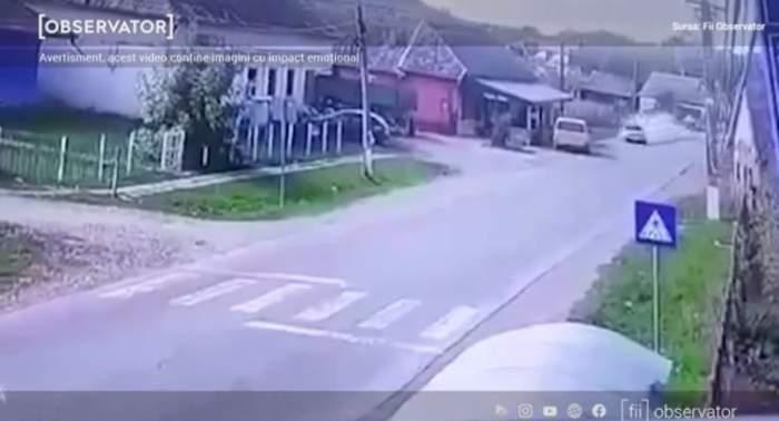 Accident grav în Mureș! Un tânăr de 28 de ani a murit, după ce mașina pe care o conducea s-a izbit puternic de un stâlp