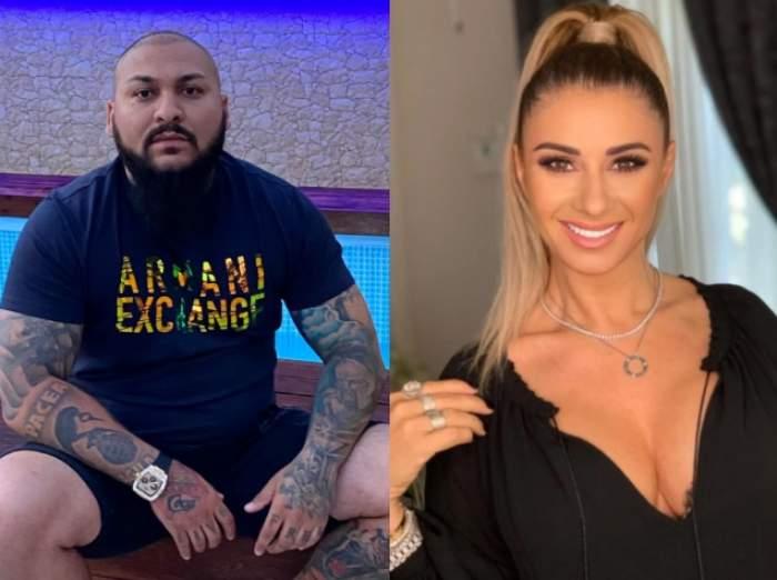 """Dani Mocanu, declarație de iubire pentru Anamaria Prodan. Ce mesaj i-a transmis celebrul manelist sexy impresarei: """"Nu glumesc"""""""