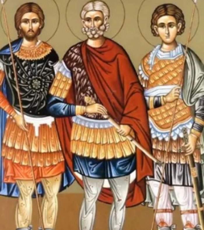 Calendar ortodox, marți, 12 octombrie. Rugăciunea pe care este bine să o spui pentru sănătate