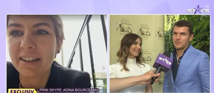 Adina Bourceanu, la Antena Stars