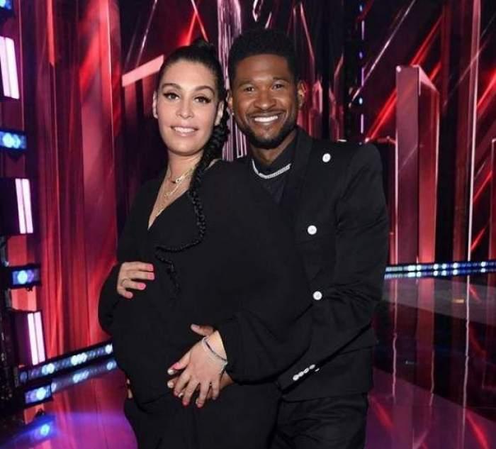Usher a devenit tată pentru a patra oară! Este al doilea copil alături de iubita lui Jenn Goicoechea
