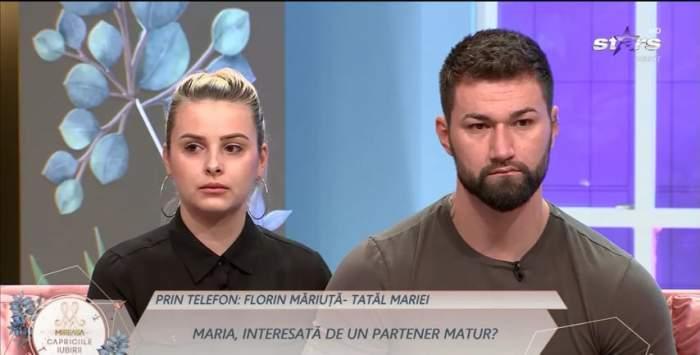 Maria de la Mireasa, acuzată că a fost amanta unui bărbat. Ce a declarat Marius, iubitul concurentei / VIDEO