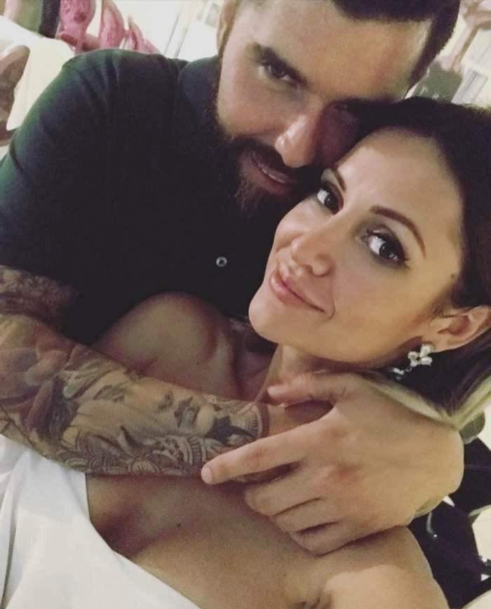 Nicoleta Dragne și tatăl copilului ei s-au împăcat?! Imaginea pe care a postat-o fosta ispită de la Insula Iubirii a dat-o de gol / FOTO