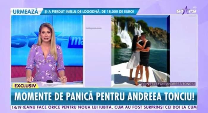 """Andreea Tonciu refuză să își mai ducă fetița la grădiniță. De ce a luat vedeta această decizie: ''Este un copil sensibil"""" / VIDEO"""