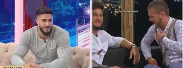 Cristi de la Insula Iubirii, interviu la Antena Stars