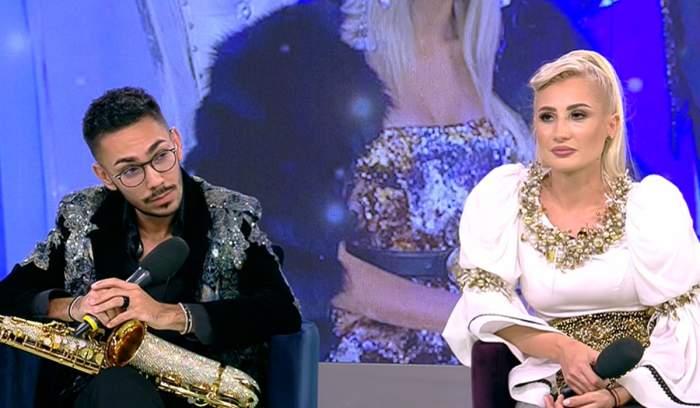 """Acces Direct. Tatăl lui Armin Nicoară, extrem de supărat după ce Claudia Puican a pierdut inelul de logodnă. Bijuteria costa 18.000 de euro: """"Să-și bage mințile în cap"""""""