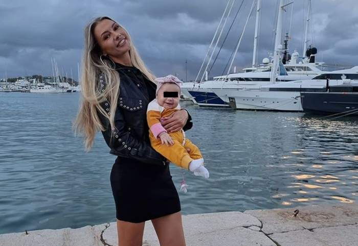 claudia neghina si fiica ei