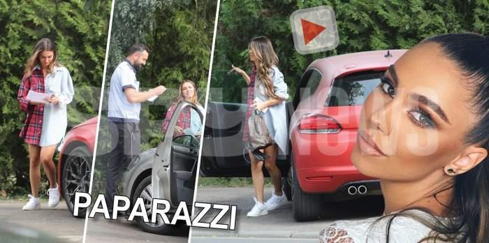 """Mira, amendată pe """"străzile din București""""! Cântăreața a fost oprită de poliție și n-a scăpat de plată / PAPARAZZI"""
