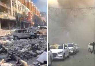 Explozie devastatoare într-un restaurant din China. Trei oameni au murit, iar zece au avut nevoie de intervenția medicilor