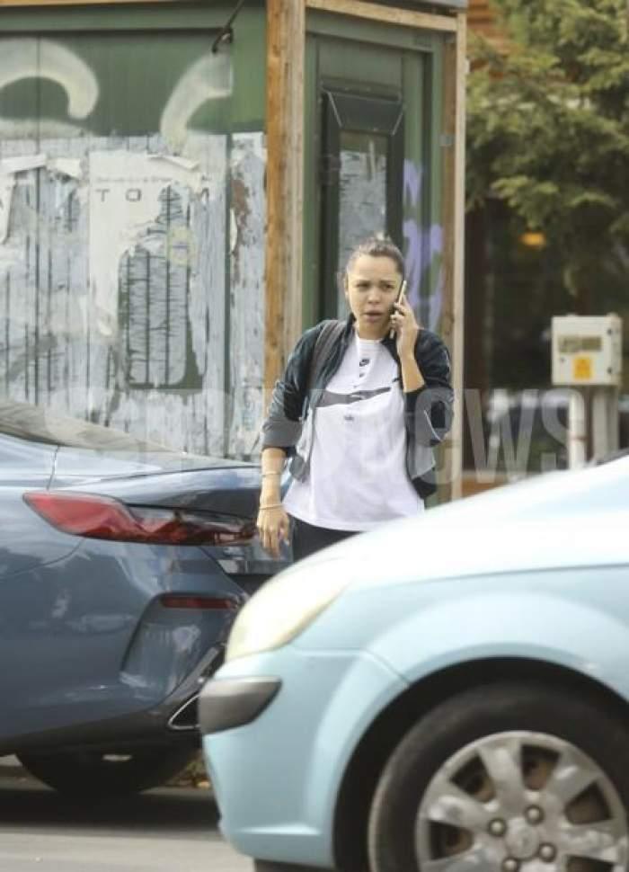"""Când ai bani, străzile îți aparțin. Alexandra Mirea nu este """"fata lui tata"""" degeaba / PAPARAZZI"""