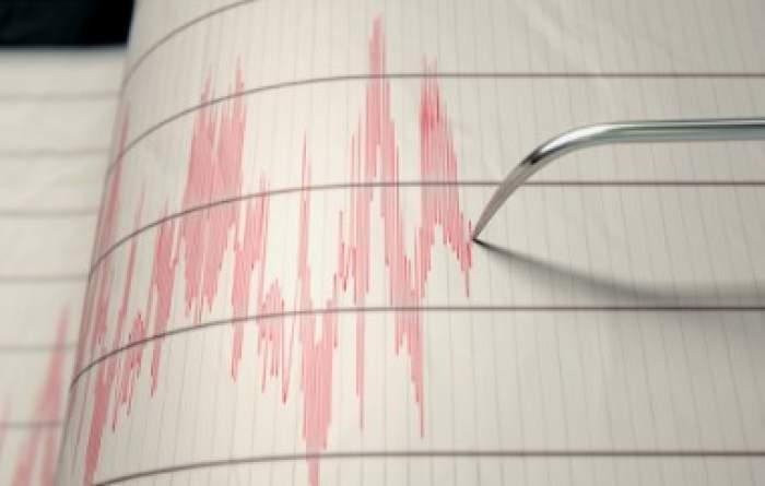 reprezentarea grafică a unui cutremur