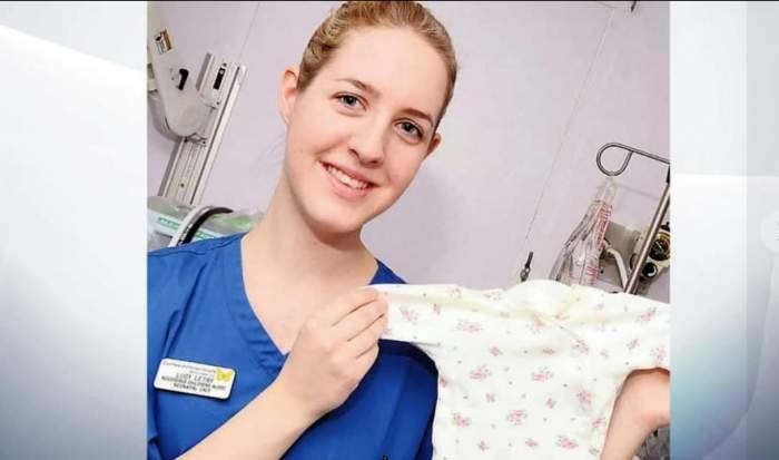 Lucy Letby în spital