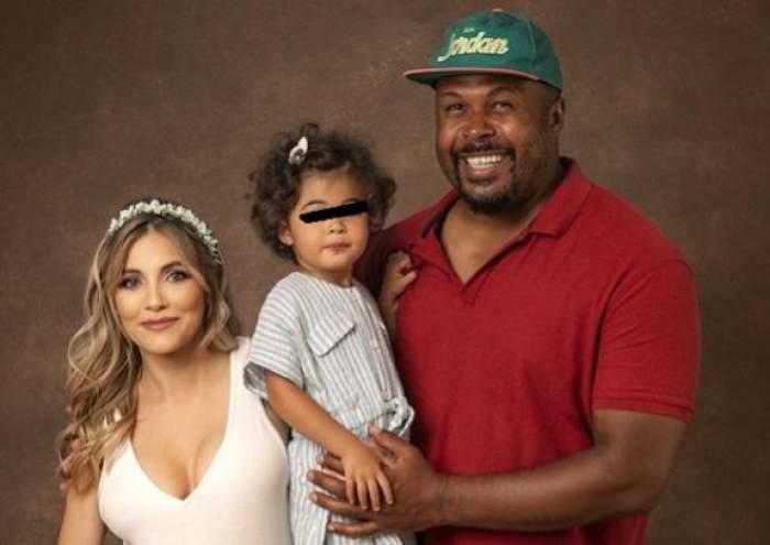 Cabral, Andreea Ibacka însărcinată și Namiko