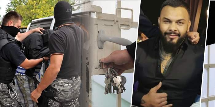 Interlopul Bebino, acuzat oficial de lipsire de libertate / Pe cine trage după el, în pușcărie!