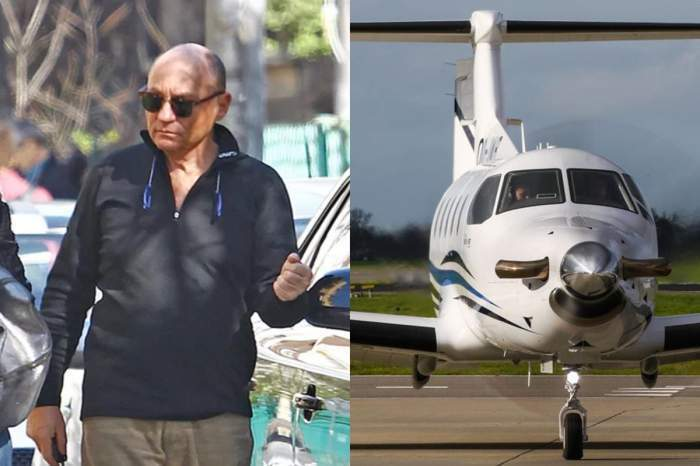 Colaj cu Dan Petrescu și avionul privat