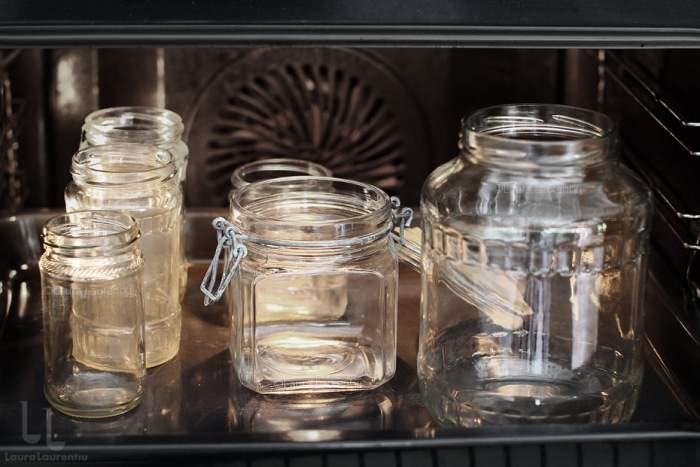 Cum se sterilizează corect borcanele de conserve. Cele mai cunoscute metode