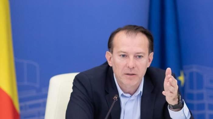 Guvernul Cîţu a picat, după ce moţiunea de cenzură a trecut cu 281 de voturi