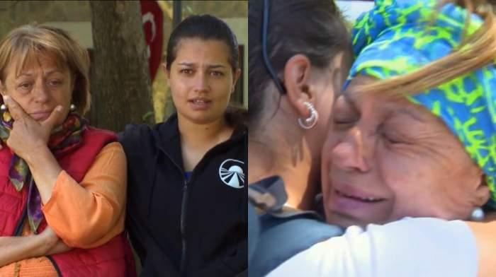 Adriana Trandafir a izbucnit în lacrimi la Asia Express! Reacția actriței atunci când și-a văzut fiica: ''Să nu mă mai lași niciodată'' / VIDEO