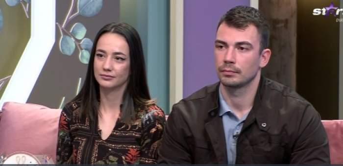 Andrada și Victor, scandal de proporții. Care a fost cauza neînțelegerilor dintre concurenții din casa Mireasa, capriciile iubirii / VIDEO