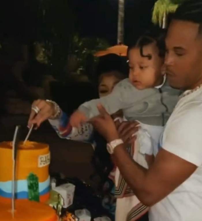 Fiul lui Nicki Minaj a împlinit un an! Ce petrecere i-a organizat celebra rapperiță