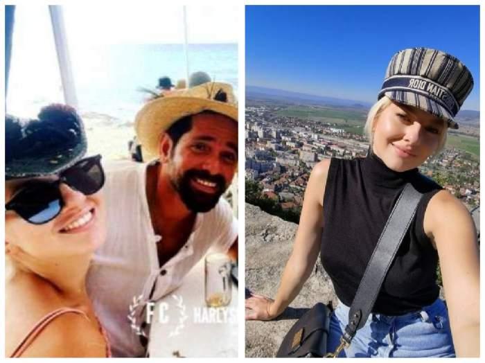 Lidia Buble pe Instagram, alături de Harlys Becerra