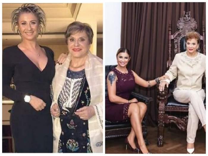 Impresara Anamaria Prodan și mama ei, imagini împreună