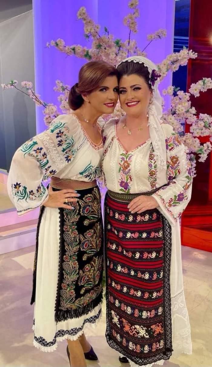 Steliana Sima și Mariana Ionescu Căpitănescu, prietenie de o viață. Cum se ajută cele două cântărețe la nevoie / VIDEO