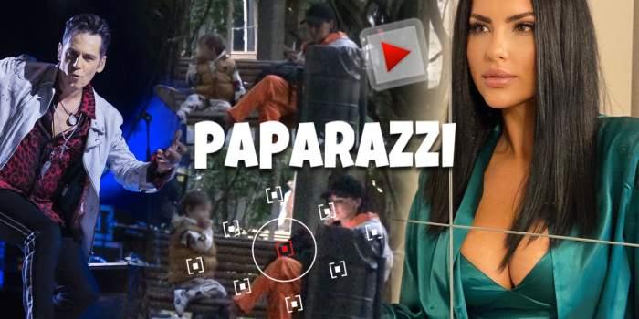 Lavinia Pârva este mamă cu normă întreagă. Soția lui Ștefan Bănică Jr. petrece timp de calitate cu fiul ei / PAPARAZZI