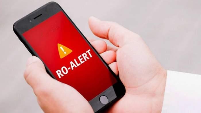 """Românii au primit recent un mesaj RO-Alert prin care sunt îndemnați să se imunizeze. Valeriu Gheorghiţă: """"O să trimitem săptămânal"""""""