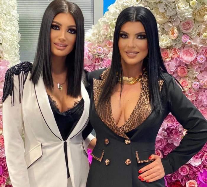 """Andreea Tonciu și sora ei, Lorena, totul despre operațiile estetice. Motivul pentru care s-au operat: """"O jigneau toți"""" / FOTO"""