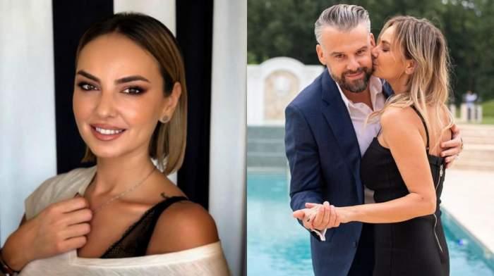 """Roxana Ionescu, totul despre nuntă. Cum se înțelege vedeta cu soțul ei: """"Simt ca este varianta mea masculină"""""""