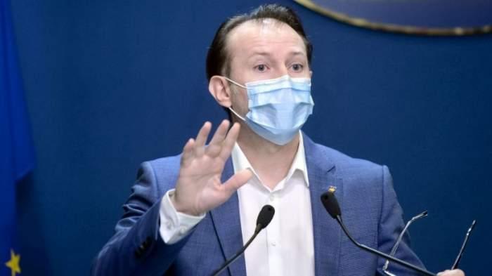 """Florin Cîțu anunță plafonarea prețului la energia electrică, dacă va fi tot el premier. """"Va fi o decizie luată în prima ședință"""""""