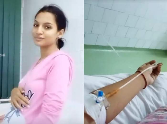 Cântăreața Dodo, transportată de urgență la spital. Ce s-a întâmplat cu fosta protejată a lui Costi Ioniță, însărcinată în opt luni / FOTO