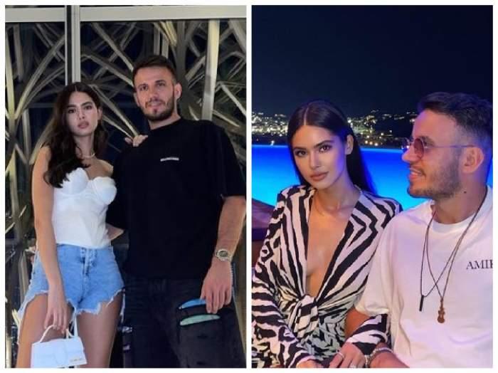 Bianca Tudor și Geo Rotariu, împreună pe Instagram