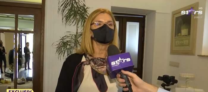 Elisabeta Lipă, la Antena Stars