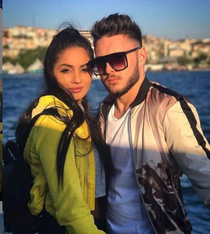 """Simina și Alex Zănoagă, despre separarea dintre ei. Care este motivul pentru care au șters pozele de pe Instagram: """"Nu prea am fost pe acasă"""" / VIDEO"""