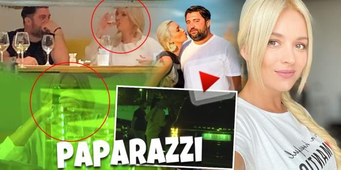 Diana Dumitrescu, prinsă în offside de paparazzii Spynews! Actrița s-a urcat la volan, după ce a petrecut bine alături de soțul ei / PAPARAZZI
