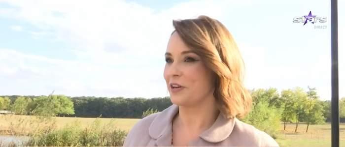Andreea Marin, la interviu pentru Antena Stars