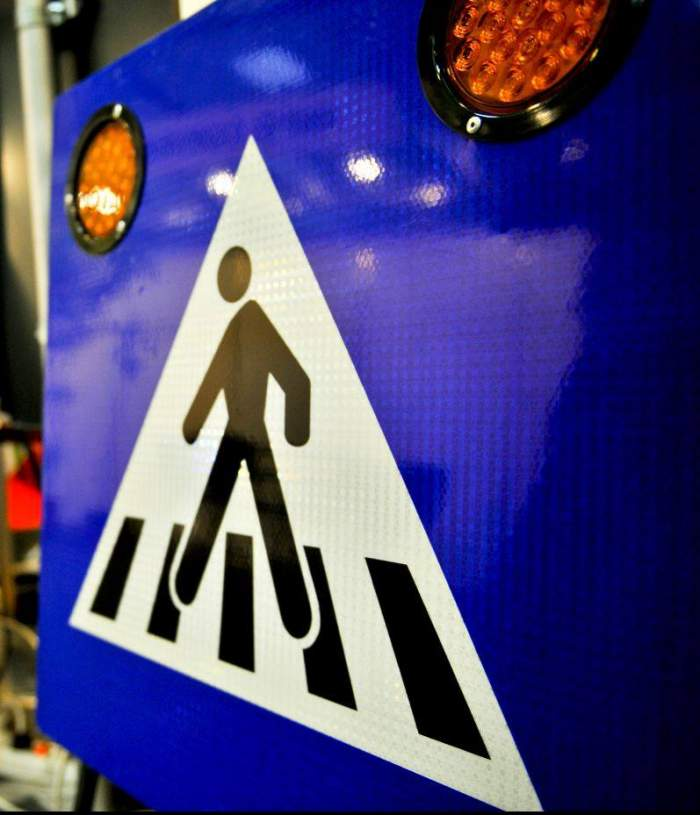 Un bărbat din Vaslui a făcut accident și a plecat de la fața locului. Ulterior, s-a întors drept pieton pentru a-i urmări pe polițiști