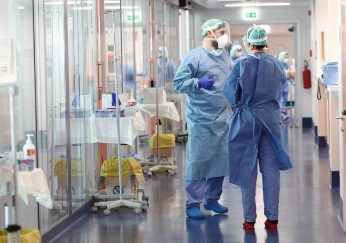 """Focar de Covid-19 în secţia de oncologie la Spitalul de Copii """"Sfânta Maria"""" din Iaşi. 27 de persoane au fost depistate pozitiv"""