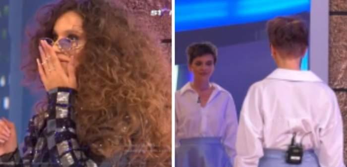 Irina și Simona, transformare radicală de look  în show-ul I.A cu stil, datorită Iuliei Albu. Reacția celor două când s-au văzut în oglindă / VIDEO