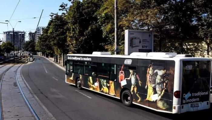Autobuze și tramvaie suplimentate în București începând de luni. Care sunt liniile de transport unde cursele vor fi mai frecvente
